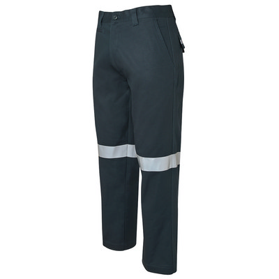 JB`S M/RISED WORK TROUSER WITH REFLECTIVE TAPE R