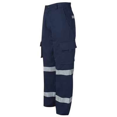 JB`S M/RISED MULTI POCKET PANT WITH REFLECTIVE TAPE R