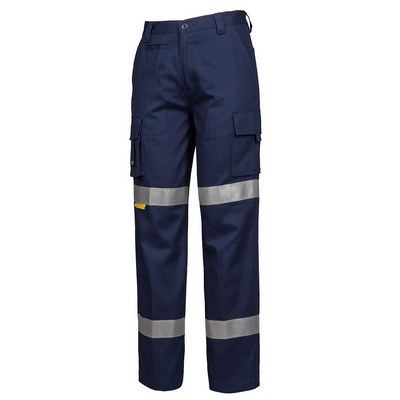 JB`S LADIES BIOMOTION LT WEIGHT PANT WITH REFLECTIVE TAPE
