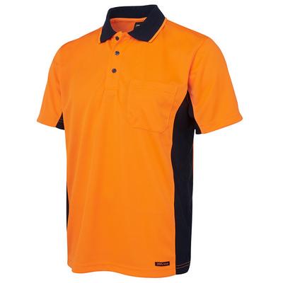 JBs Hi Vis S/S Sport Polo