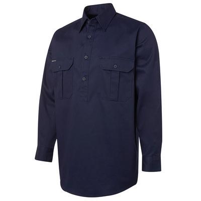 Jbs Close Front Ls Work Shirt  6WSCF_JBS