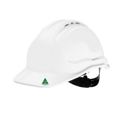 JBs Hard Hat Pinlock Harness (18Pk) Green