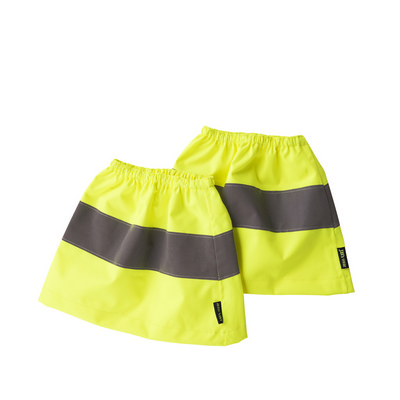 JBs Reflective Boot Cover Lime