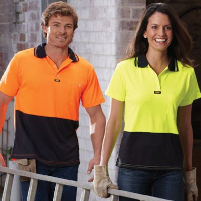 Basic Airwear Polo - Men's VPAS-M_VISI